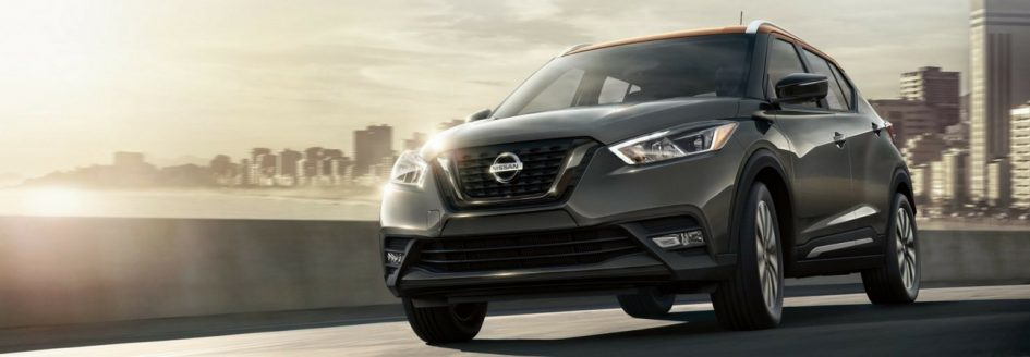The 2018 Nissan Kicks.